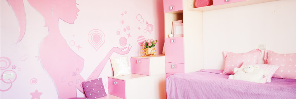 Kids room Photo Wallpaper