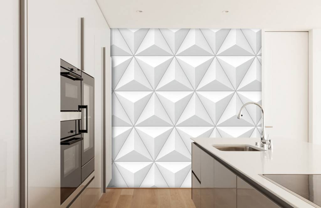 Other Textures & Surfaces - Triangles in 3D - Conference room 3