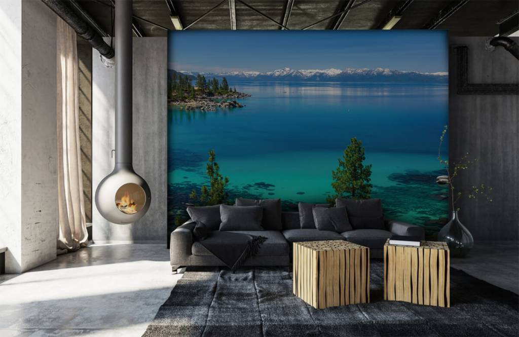 Lakes and Waters - Brighter lake - Hallway 6