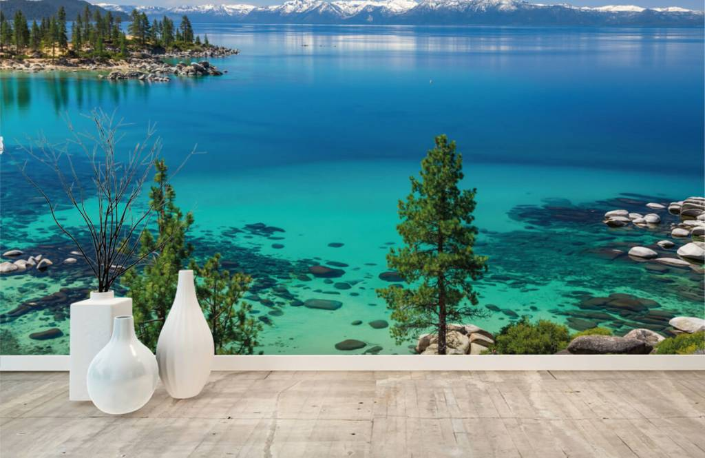 Lakes and Waters - Brighter lake - Hallway 8