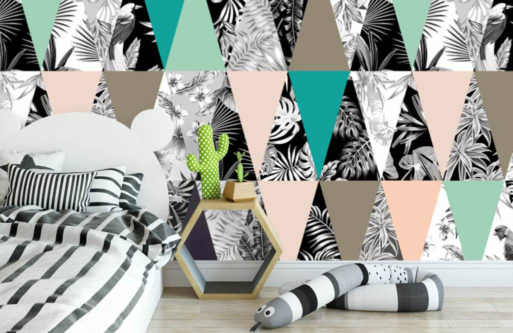 Other - Tropical pattern - Children's room 2