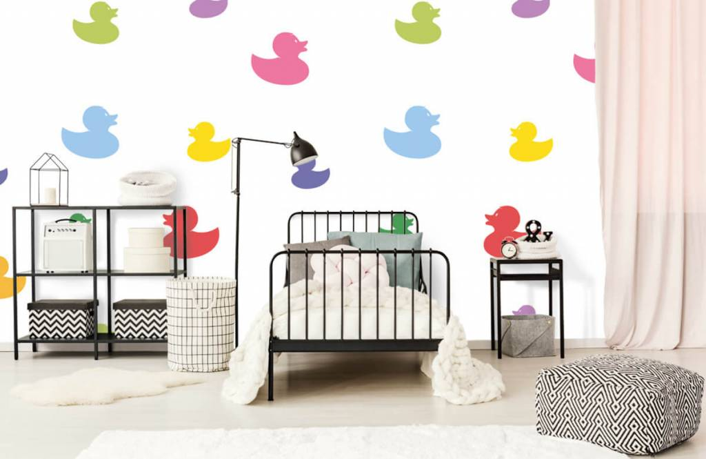 Other - Colored bath ducks - Baby room 2