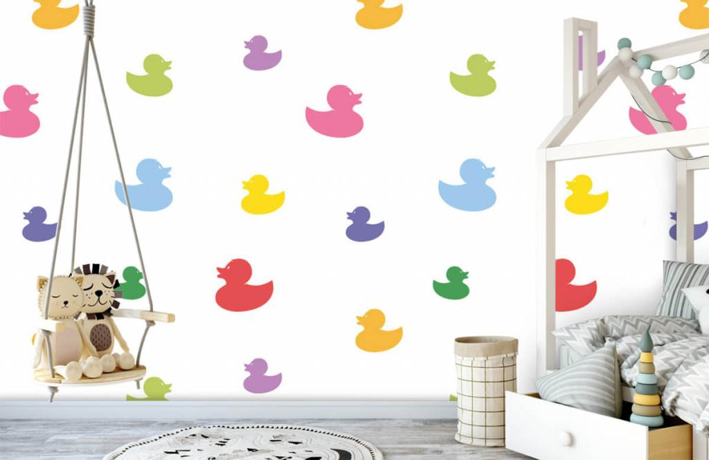 Other - Colored bath ducks - Baby room 4