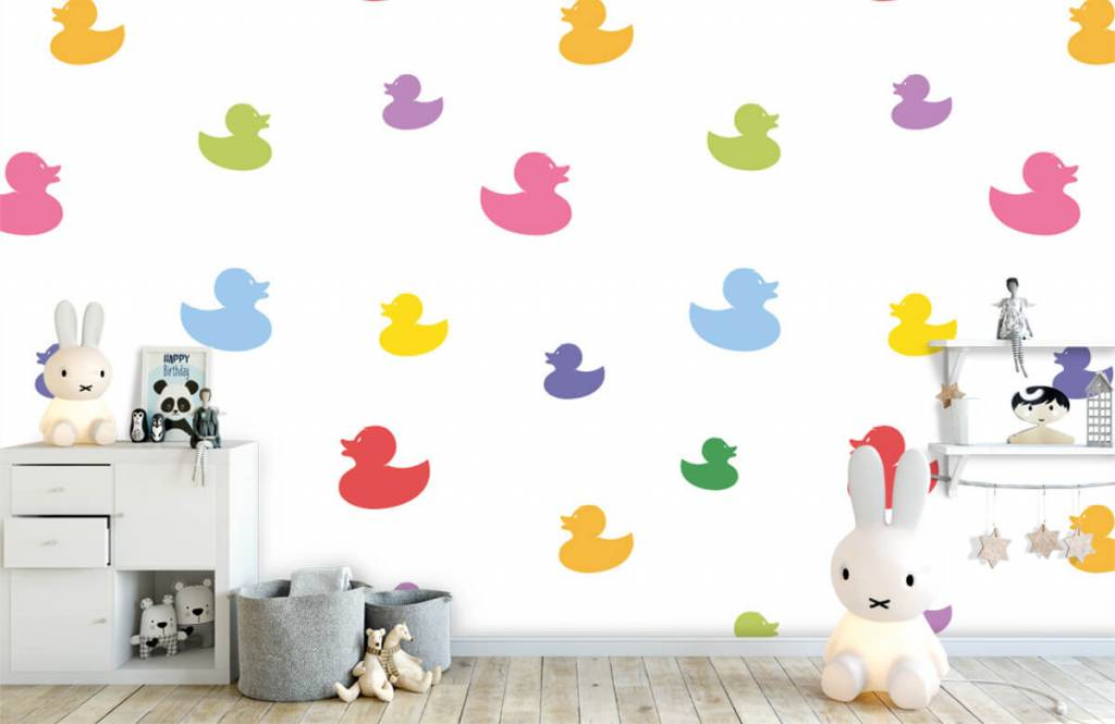 Other - Colored bath ducks - Baby room 5