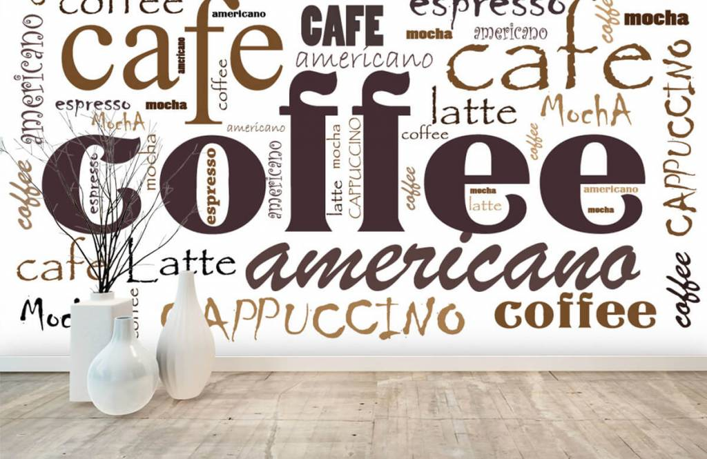 Other - Coffee letters - Kitchen 7