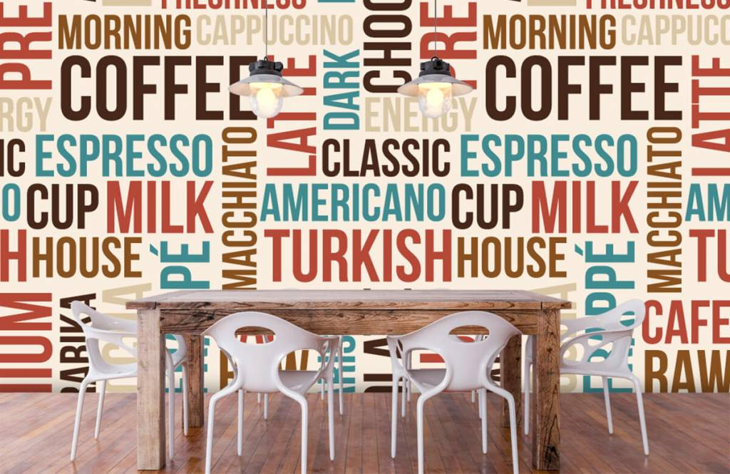 Other - Coffee texts - Kitchen 1