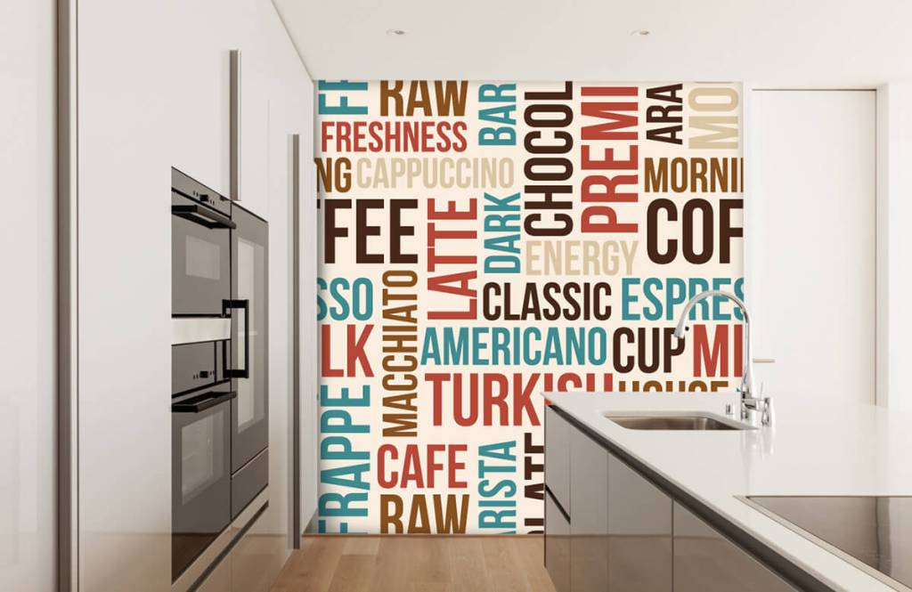 Other - Coffee texts - Kitchen 5