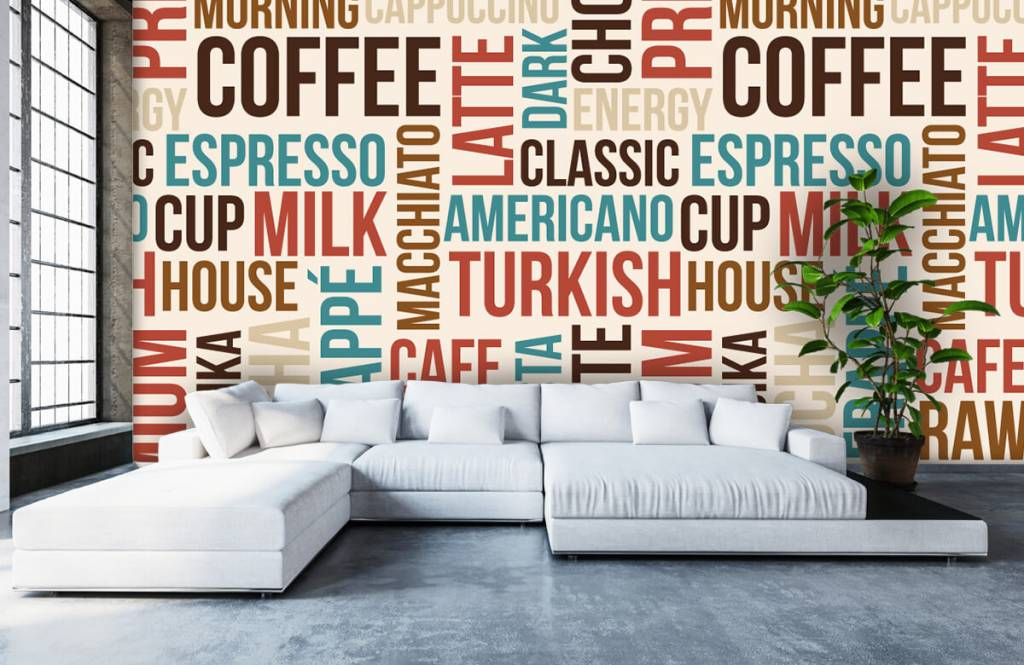 Other - Coffee texts - Kitchen 6