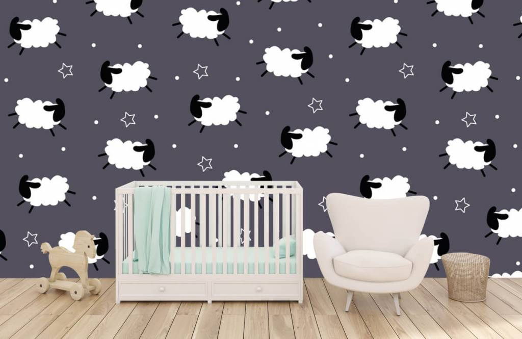 Other - Sheep dark - Baby room 1