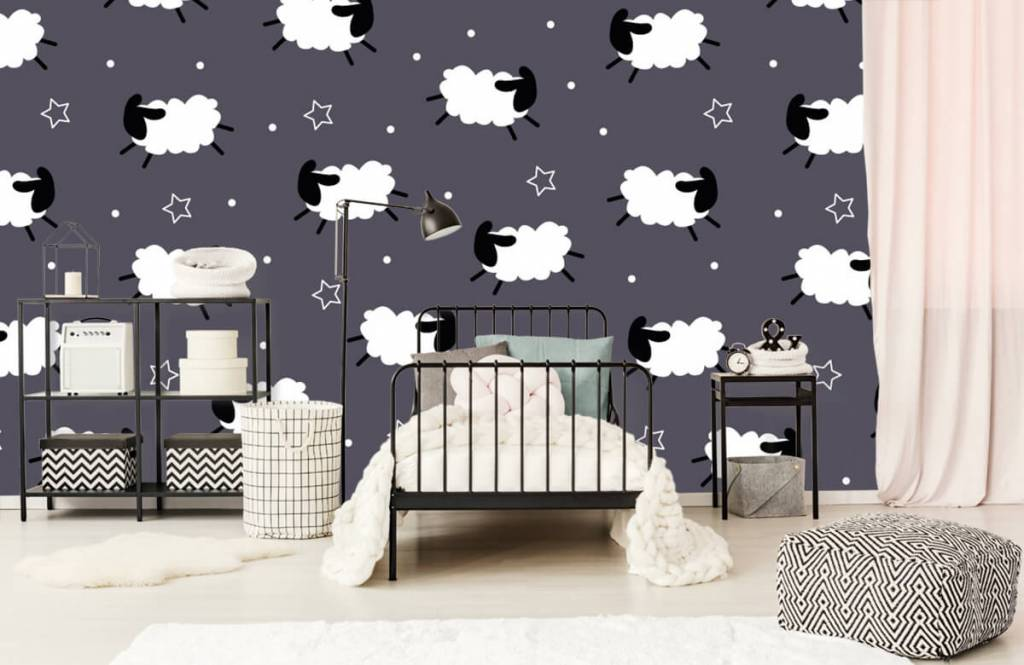 Other - Sheep dark - Baby room 2