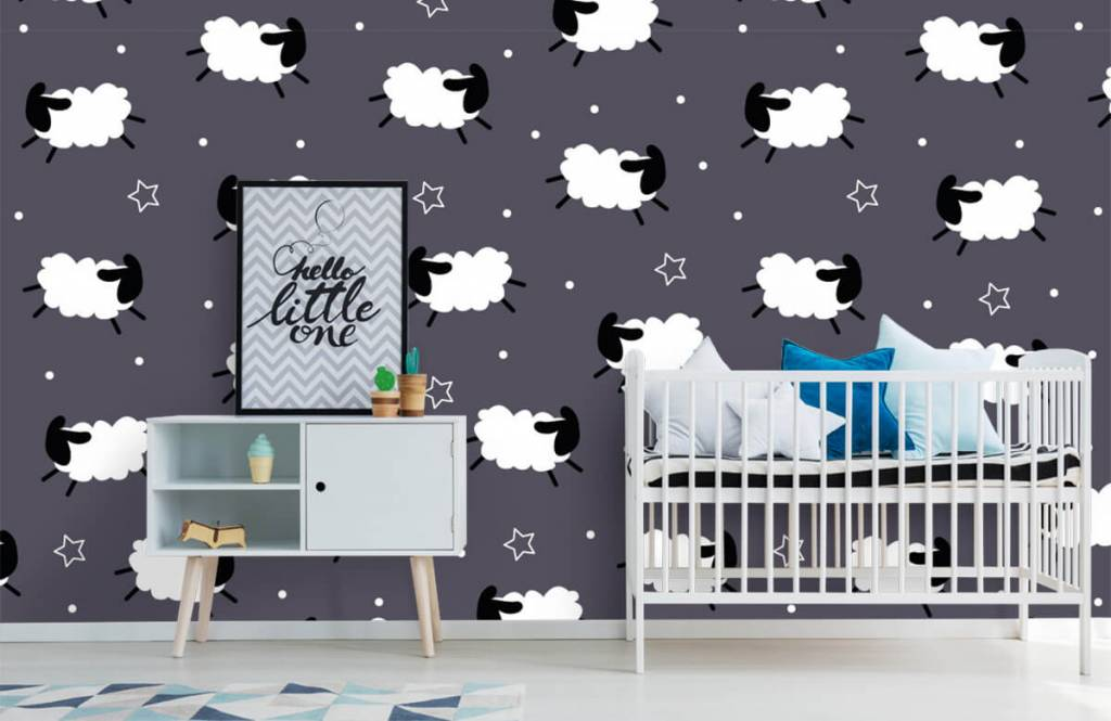Other - Sheep dark - Baby room 6