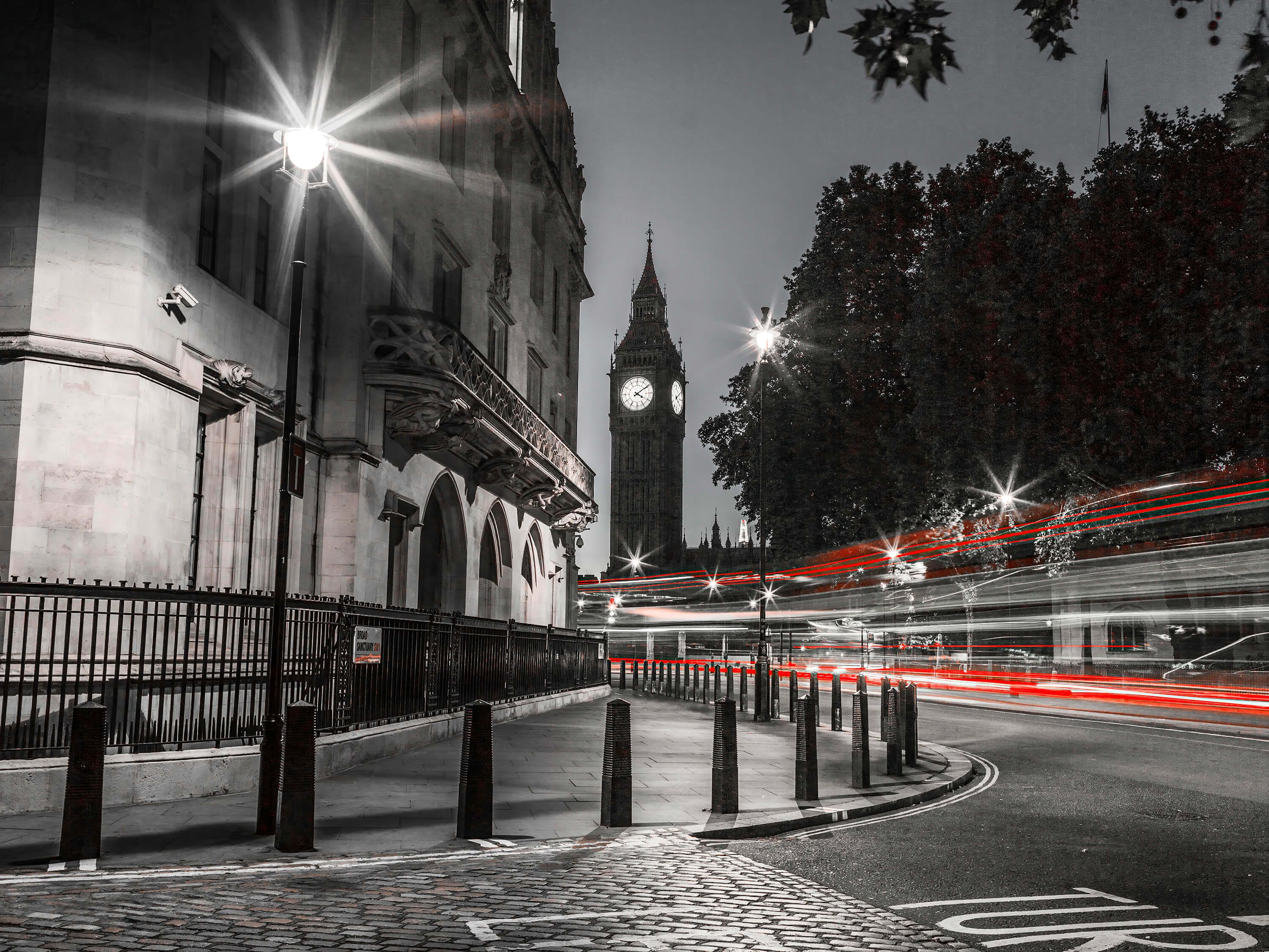 Big Ben from the street