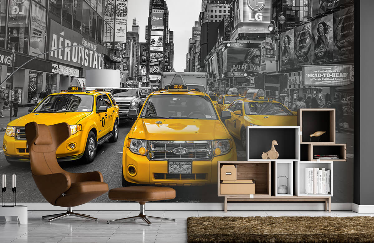Taxi on Broadway 7