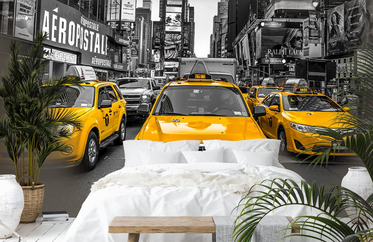 Taxi on Broadway 6