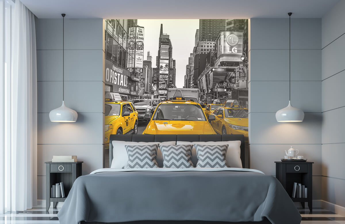 Taxi on Broadway 9