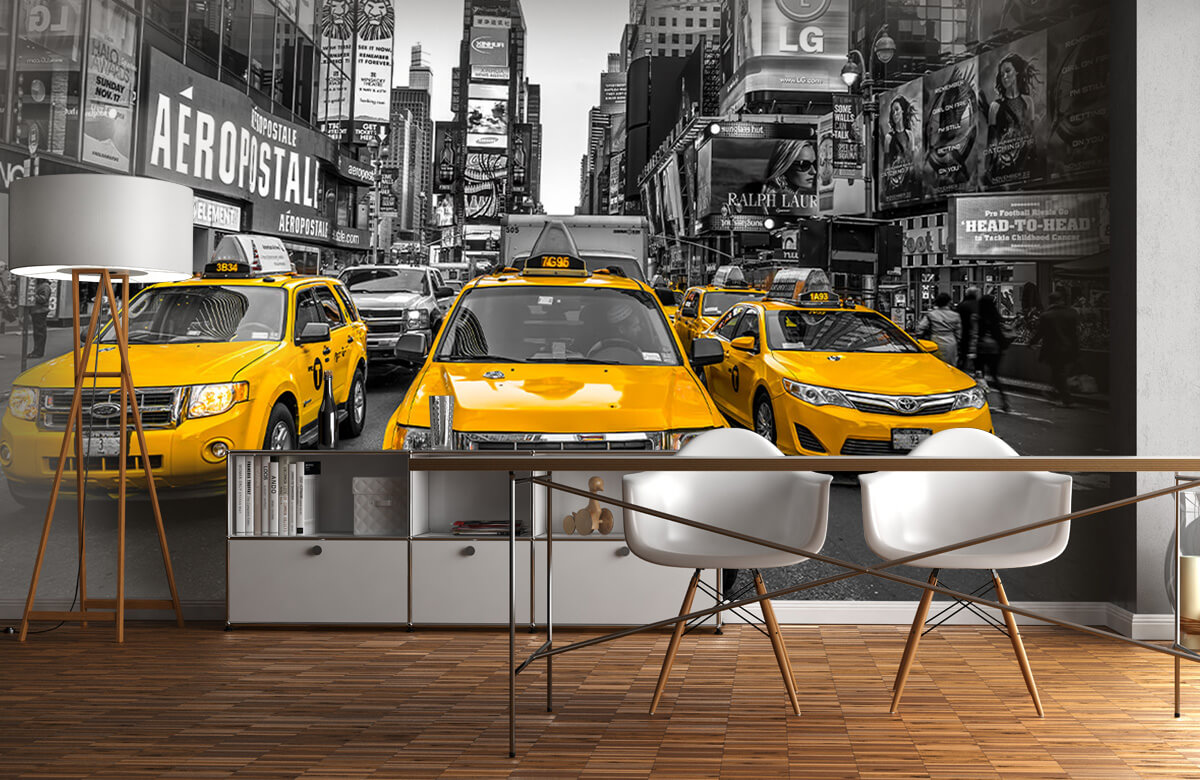Taxi on Broadway 10