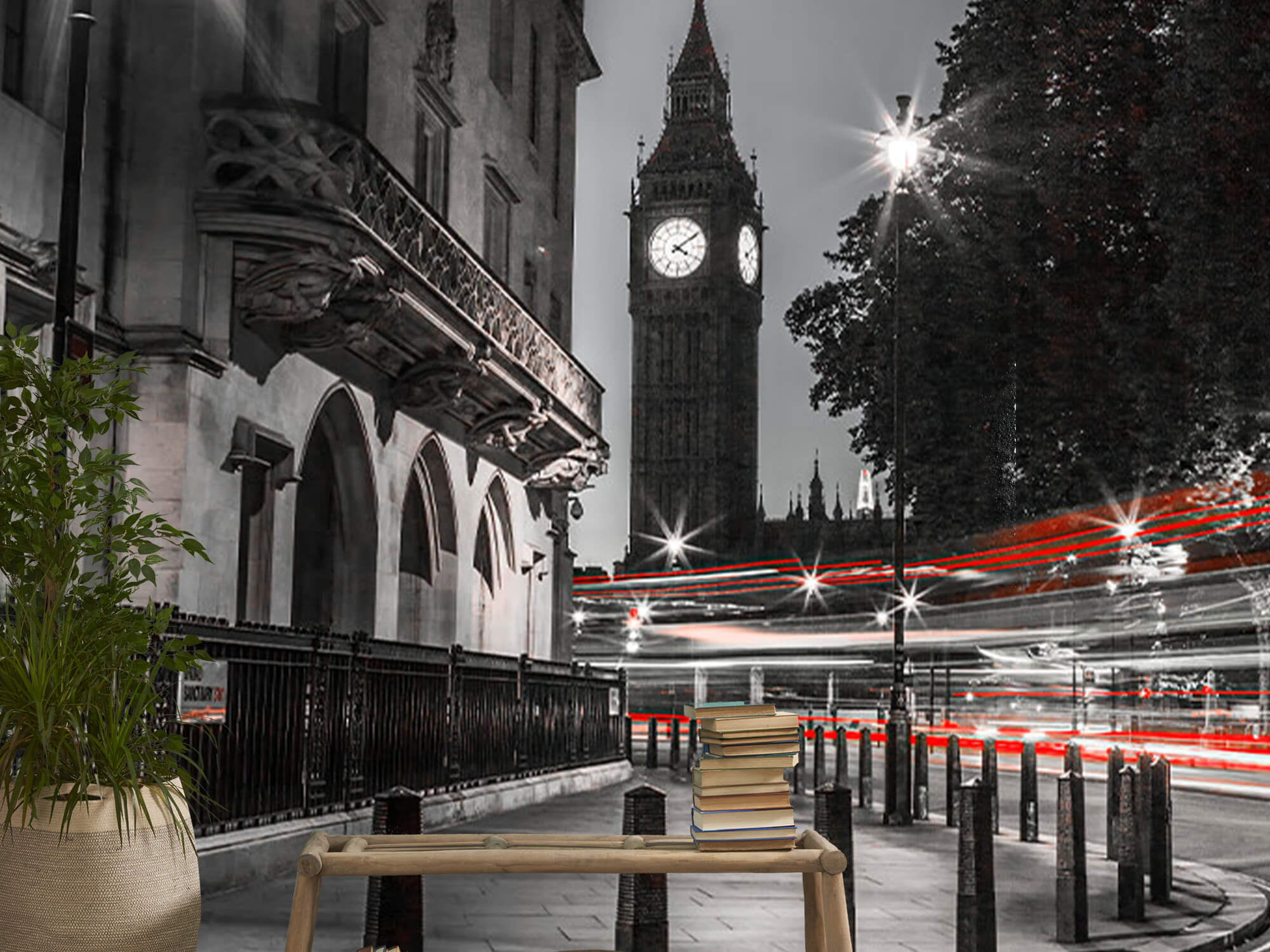 Big Ben from the street 18